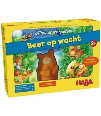 Haba Haba Mijn Eerste Spel Beer op Wacht 2+