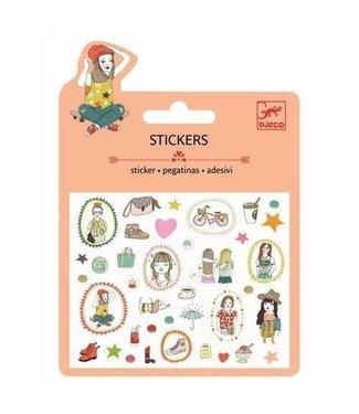Djeco Djeco Stickers Mode