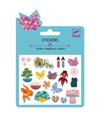 Djeco Djeco | Stickers | Japanese Designs