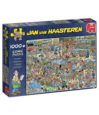 Jumbo Jumbo Jan van Haasteren Puzzel De Drogisterij  1000 stukjes