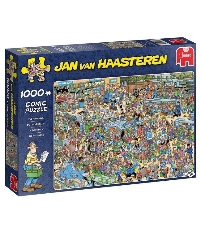 Jumbo Jan van Haasteren Puzzel De Drogisterij  1000 stukjes
