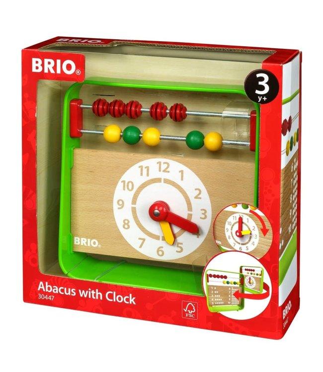 Brio Telraam met Klok 3+