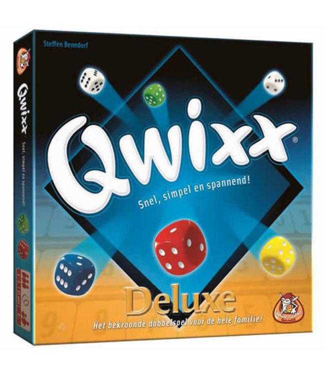 White Goblin Games Qwixx Deluxe 8+