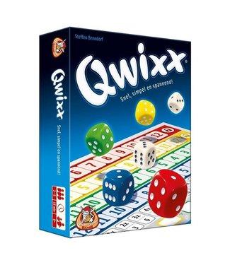 White Goblin Games White Goblin Games | Qwixx | Dobbelspel | 8+