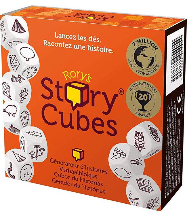 Rory's Story Cubes- Verteldobbelstenen Classic 6+