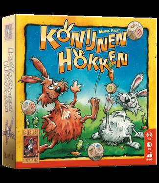 999-Games 999 Games | Dobbelspel | Konijnen Hokken | 8+