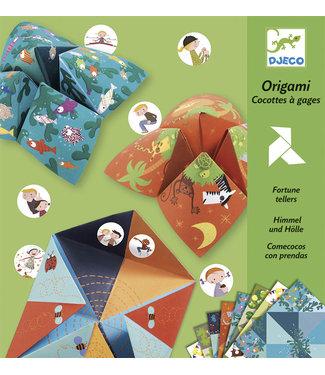 Djeco Djeco | Origami | Fortune Teller | Animals | 6-11 jaar