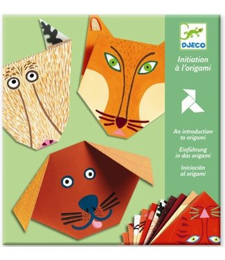 Djeco Djeco | Origami | Dieren | 4-8 jaar