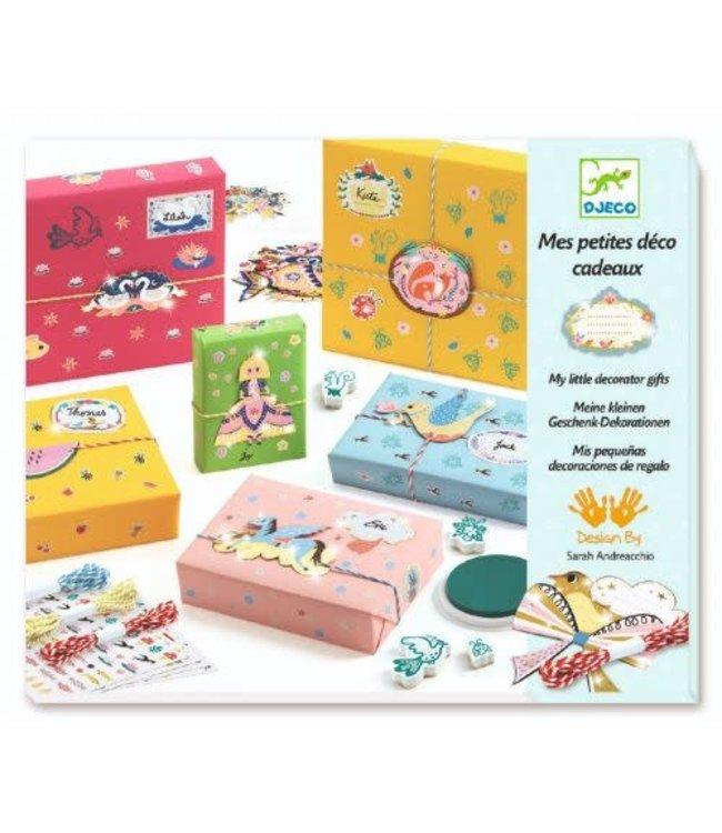 Djeco   My Little Decorator Gifts   7-13 jaar