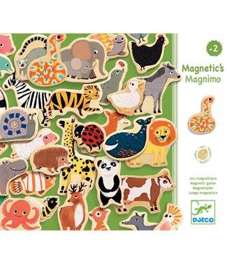 Djeco Djeco | Set met Magneten | Magnimo | 36 delig | 2+