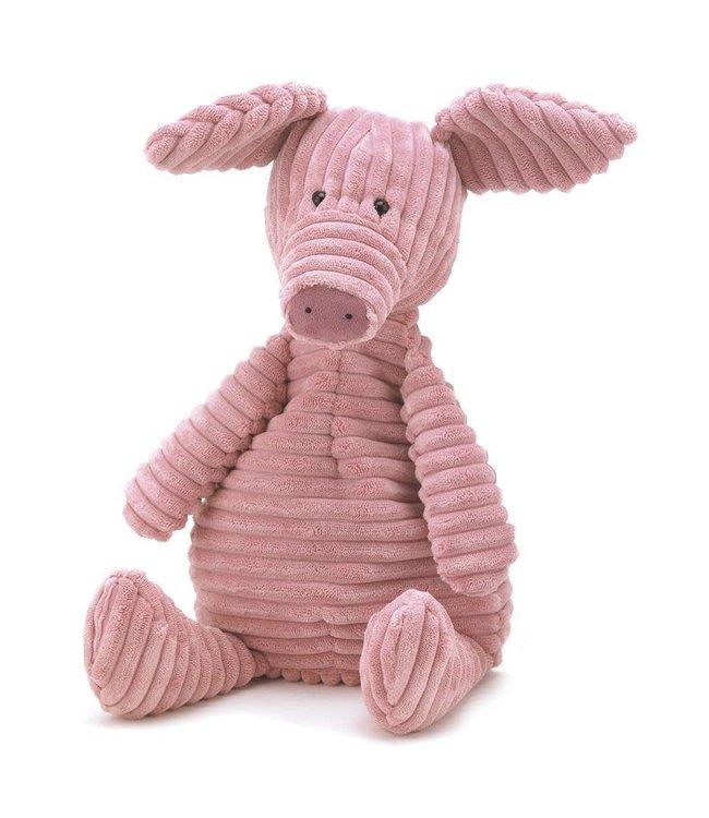 Jellycat   Cordy Roy Pig   Medium   38 cm   0+