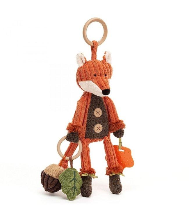 Jellycat Cordy Roy Fox Activity Toy | 28 cm