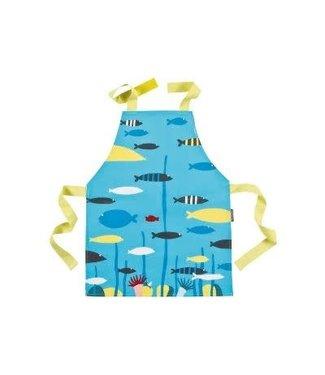 Petit Jour Petit Jour Arty Frog Schort  Vissen 36 x 46 cm  2+