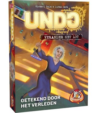 White Goblin Games White Goblin Games Undo NL: Getekend door het verleden 10+