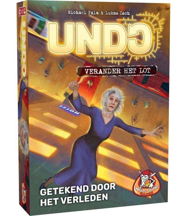 White Goblin Games Undo NL: Getekend door het verleden 10+