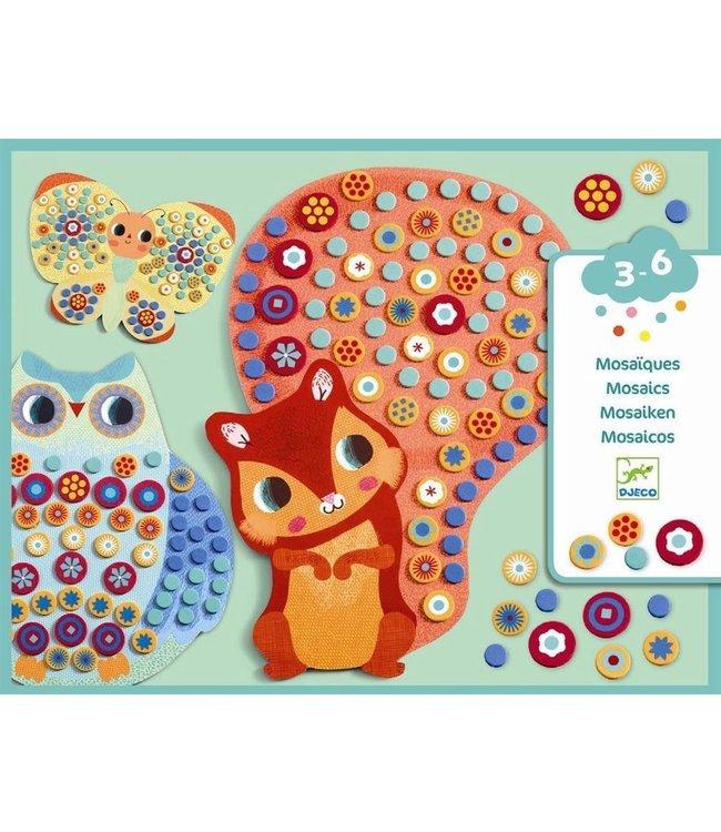 Djeco   Collages   Mozaïeken   Milfiori   3-6 jaar