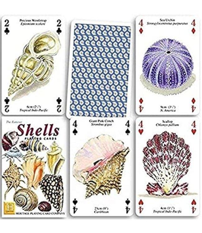 Heritage Playing Cards Shells Speelkaarten