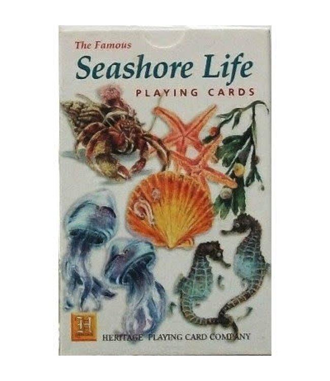 Heritage Playing Cards Seashore Life Speelkaarten