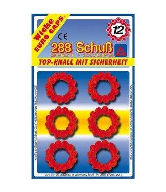 Wicke Ring 12 schots 24 ringen op kaart 5+
