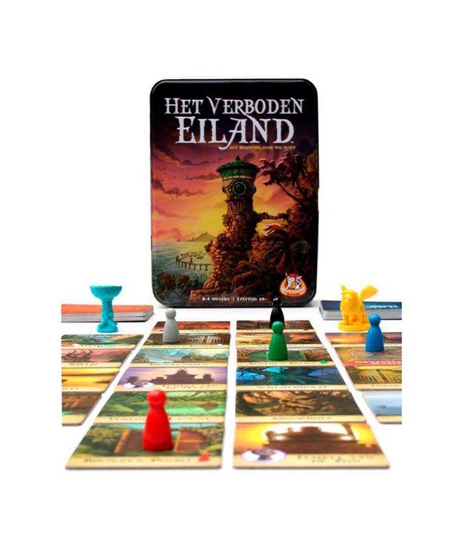 White Goblin Games   Het Verboden Eiland   8+