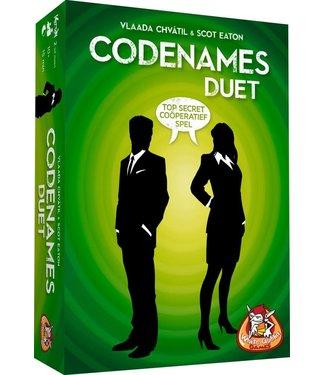 White Goblin Games White Goblin Games Codenames Het Duet 10+