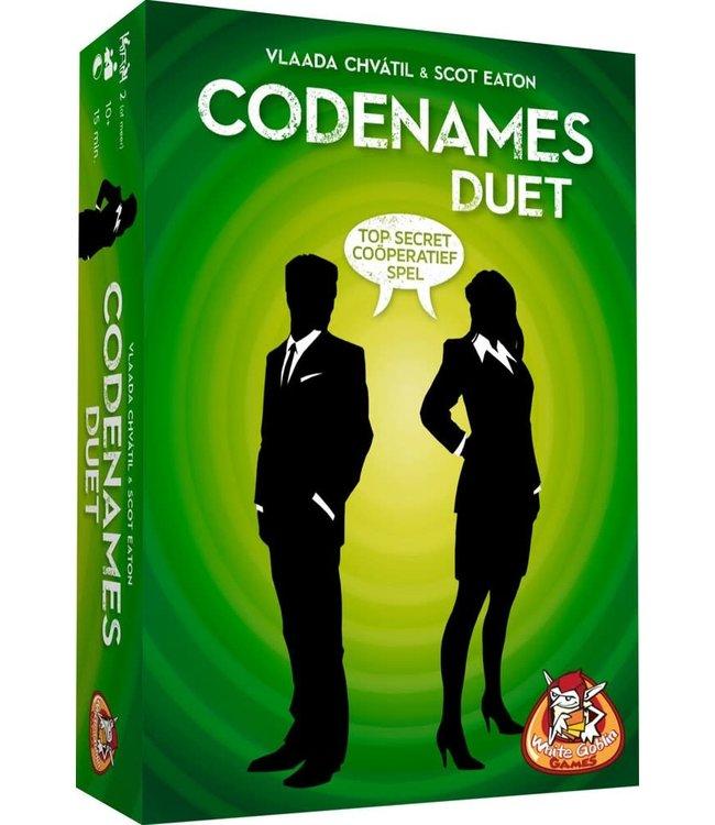 White Goblin Games Codenames Het Duet 10+