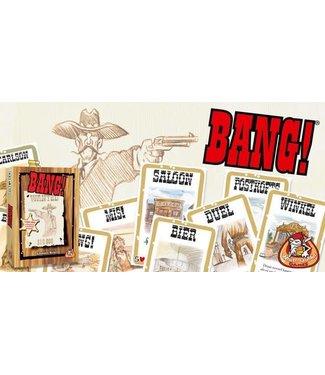 White Goblin Games White Goblin Games Bang! 8+