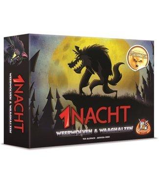 White Goblin Games White Goblin Games 1 Nacht Weerwolven & Waaghalzen 8+