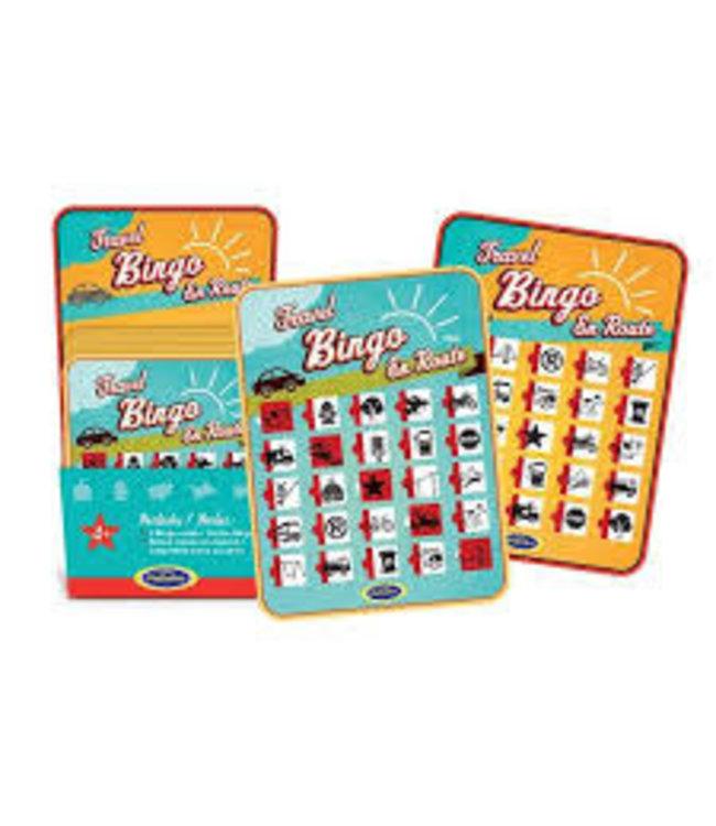 Travel Bingo En Route 4+