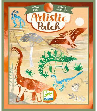 Djeco Djeco   Artistic Patch   Metal   Dinosaurs   6+