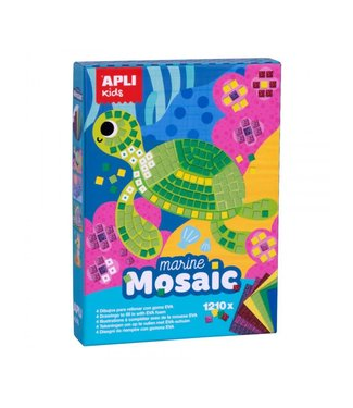 Apli Kids Mozaïek Marine 4+