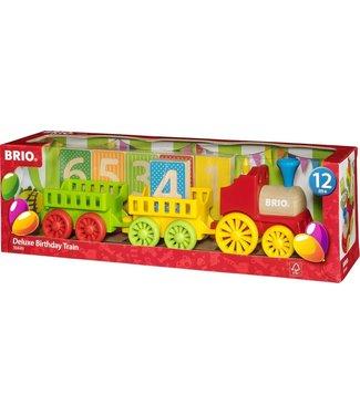 Brio Brio Deluxe Birthday Train  1+