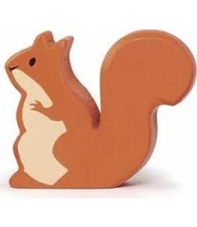 Tender Leaf Toys Woodland Animal Houten Bosdier Eekhoorn 3+