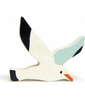Tender Leaf Toys Tender Leaf Toys Wooden Coastal Creature Seagull 3+