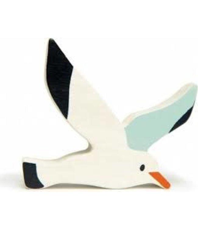 Tender Leaf Toys Wooden Coastal Creature Seagull 3+