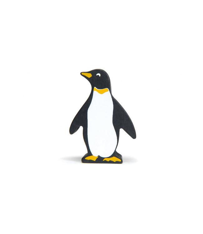 Tender Leaf Toys Wooden Coastal Creature Penguin 3+