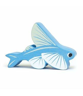 Tender Leaf Toys Tender Leaf Toys Wooden Coastal Creature Flying Fish 3+