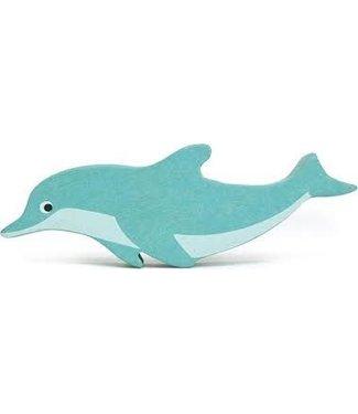 Tender Leaf Toys Tender Leaf Toys Wooden Coastal Creature Dolphin 3+