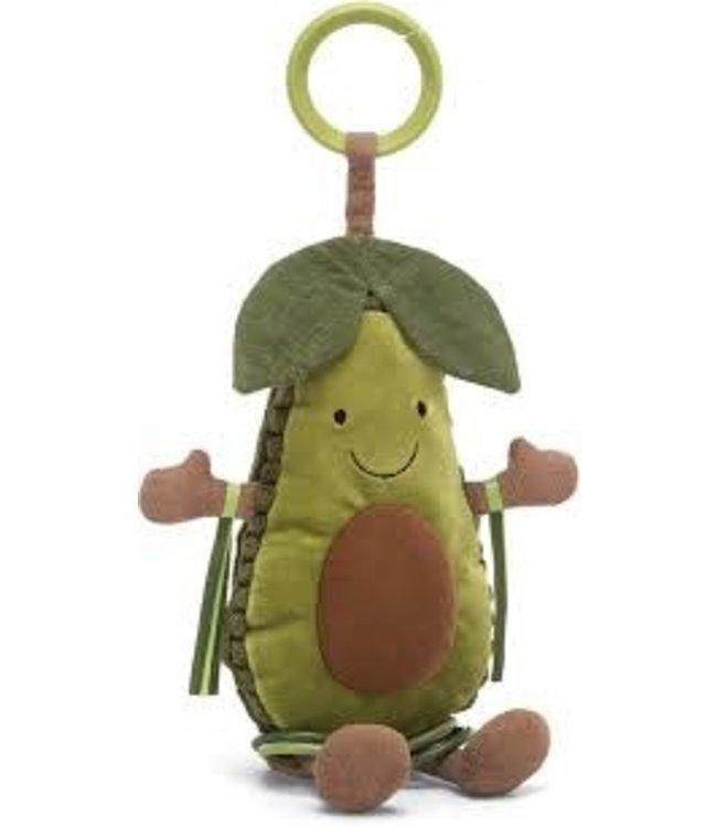 Jellycat | Activity Toy | Avocado | 25 cm | 0+