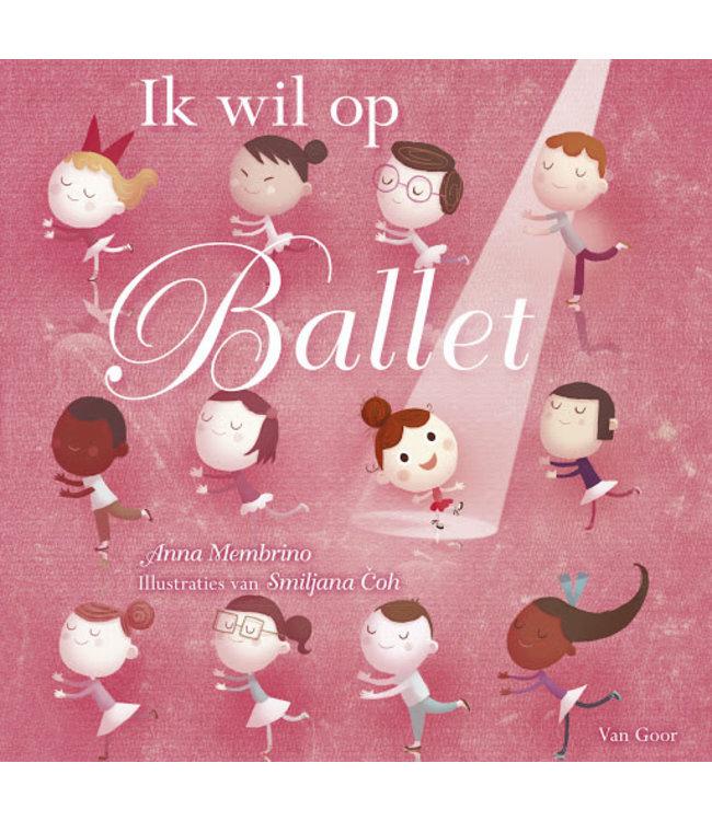 Ik wil op ballet 4+