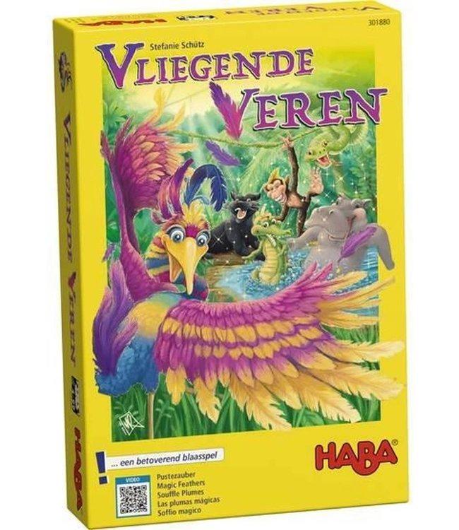 Haba Spel Vliegende Veren  4+