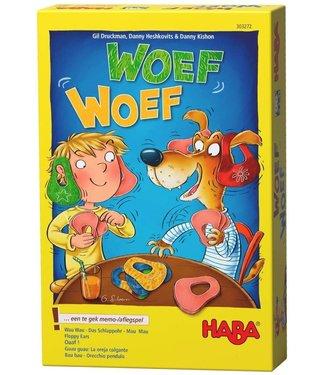 Haba Haba Spel  Woef Woef 5+