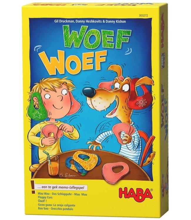 Haba Spel  Woef Woef 5+