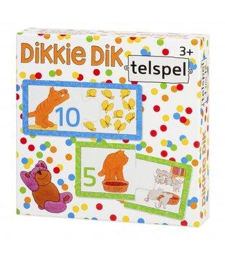 Dikkie Dik Telspel   3+