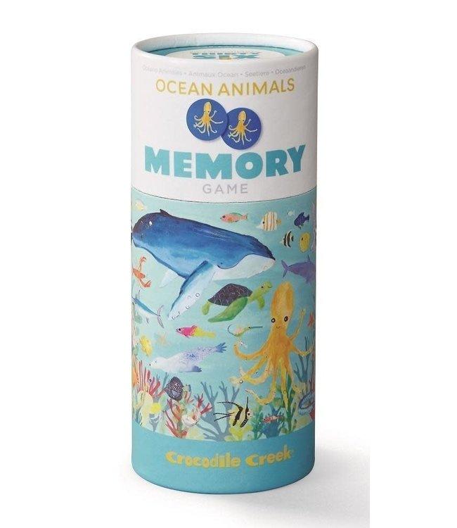 Crocodile Creek   Animal Memory Game   Ocean Animals   72 delig   3+