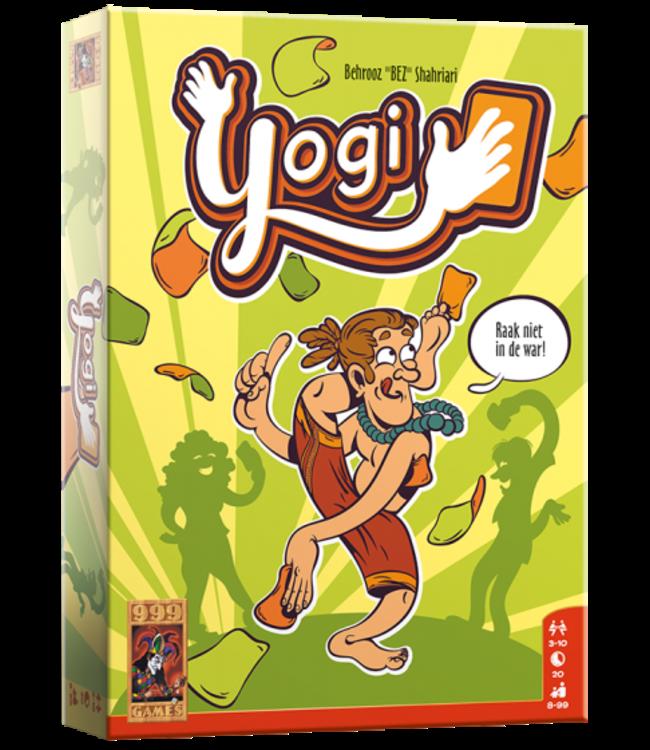 999 Games | Kaartspel | Yogi  | Actiespel | 8+