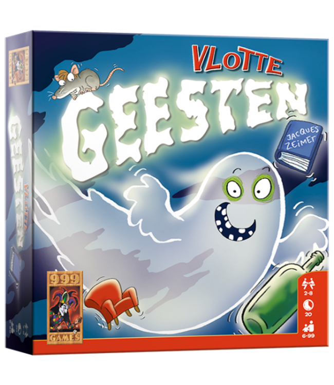 999 Games | Vlotte Geesten | 6+