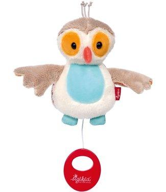 Sigikid Sigikid Musical Owl 14 cm 0+