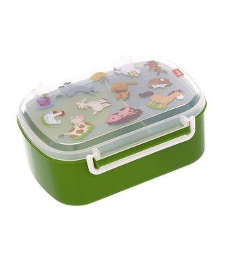 Sigikid Sigikid Lunchbox Farm 17 cm