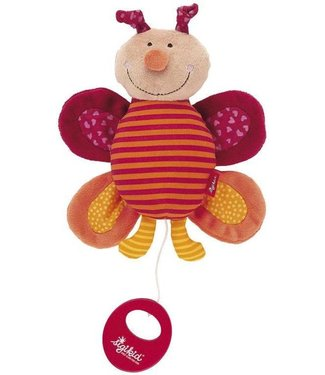 Sigikid Sigikid   Musical Ladybug   20 cm   0+